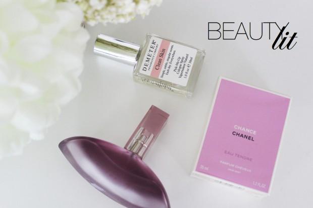 Beauty Lit Spring Fragrances